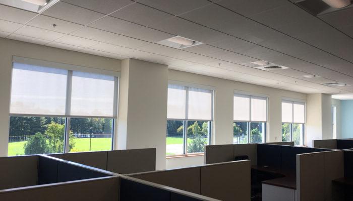 Solar Shades, Window Treatments