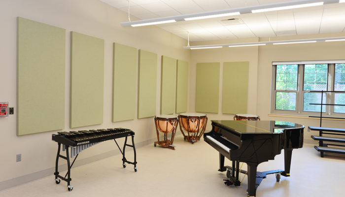Sound Seal Fabric-Wrapped Acoustical Panels