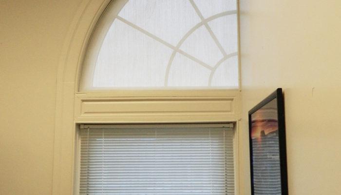 Fixed Solar Shades, Window Treatments, Window Shades