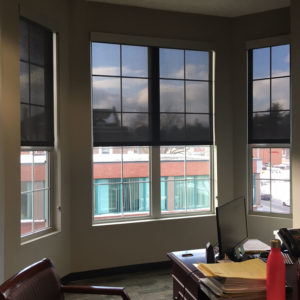Light Filtering Roller Shades - Hartford, CT
