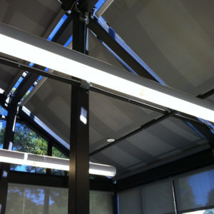 Motor Operated Skylight Shades - Springfield, MA