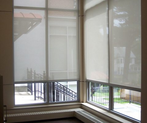 Solar Shades, Custom Shades, Commercial Shades