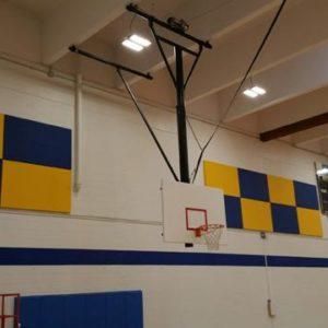 Sound Panels, Sound Proof, Gymnasium, Wall Tiles