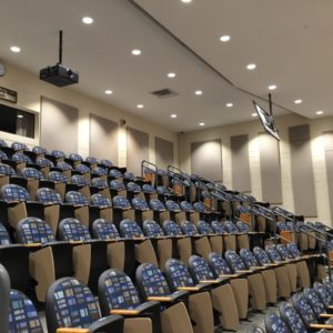 This Is A Picture Of A College Lecture Hall.